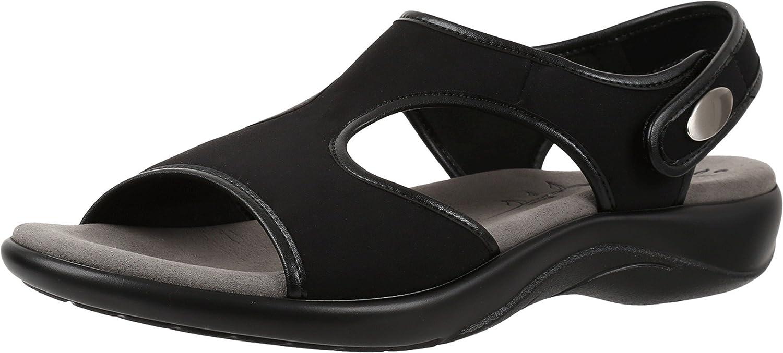 Sas Clover Sandals Leather Womens Comfort Sandals  Low Heel