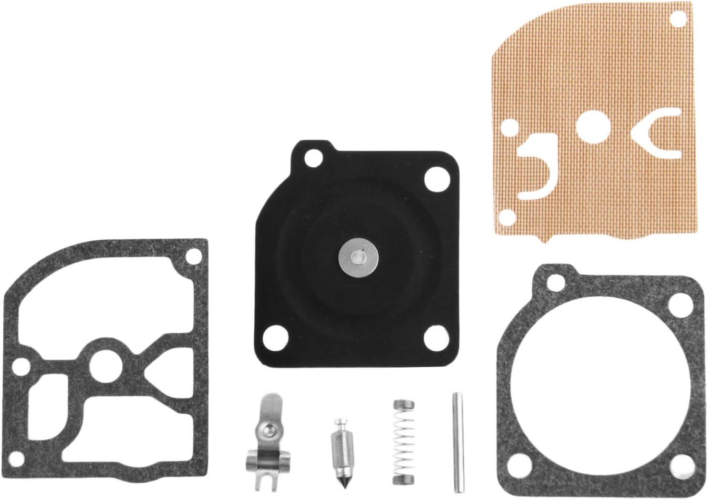 Mtsooning Carburetor Repair Gasket Kit for STIHL MS210 MS230 MS250 Repalce Zama Carb Set