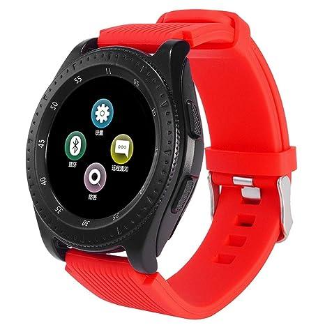 Amazon.com: 2019 Nuevo Reloj inteligente Daerzy Z4 Bluetooth ...