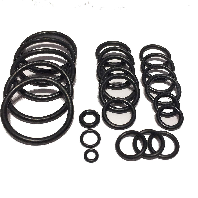 Cooling system radiator hose O ring set For BMW E46 323i 325i 328i 330i or EURO 316 318 320