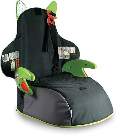 SE TRANSFORMA RÁPIDAMENTE- De mochila infantil a asiento elevador en sólo unos segundos (el asiento