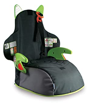 Travel Backpack & Child Car Booster Seat