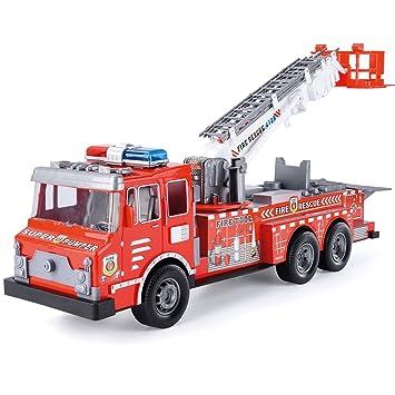 Toyrific - Juego de camión de Rescate de Incendios para niños con ...