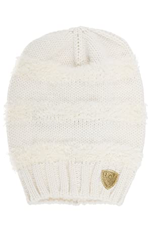 Emporio Armani EA7 bonnet femme train graphic rapper blanc EU S 285388  6A735 00011 46f9be06a1c