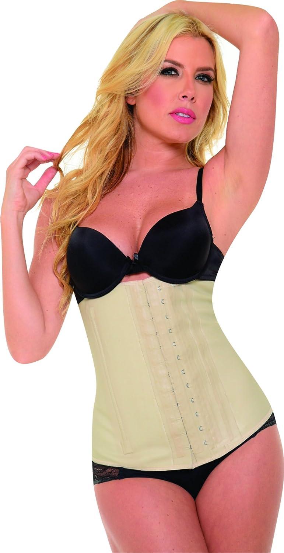 1a1ac60578745 Aranza Women s Latex Waist Cincher Trainer Fajas Colombianas Small-8 Nude   Amazon.ca  Clothing   Accessories