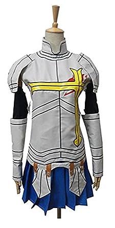 Amazon.com: vicwin-one Anime Erza Scarlet lucha traje ...