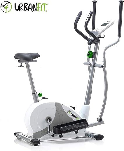 Urbanfit Combo 400 elibike Bicicleta estática y elíptica – Dos Herramientas con única Compra – Urban Fit: Amazon.es: Deportes y aire libre