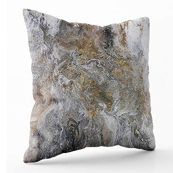 Amazon.com: Fundas de almohada con cremallera corta, 16.0 x ...