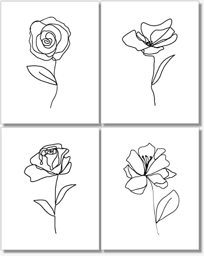 Black and White Art Cards Botanical and Scenery Mix and Match Card Sets Personalized  Cards Watercolor and Pen and Ink Drawings Mix an M