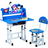 Royal Oak Mickies Desk with Chair (Blue)