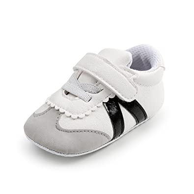 Amazon.com: Royal Victory Zapatos de bebé para niñas de 0 a ...