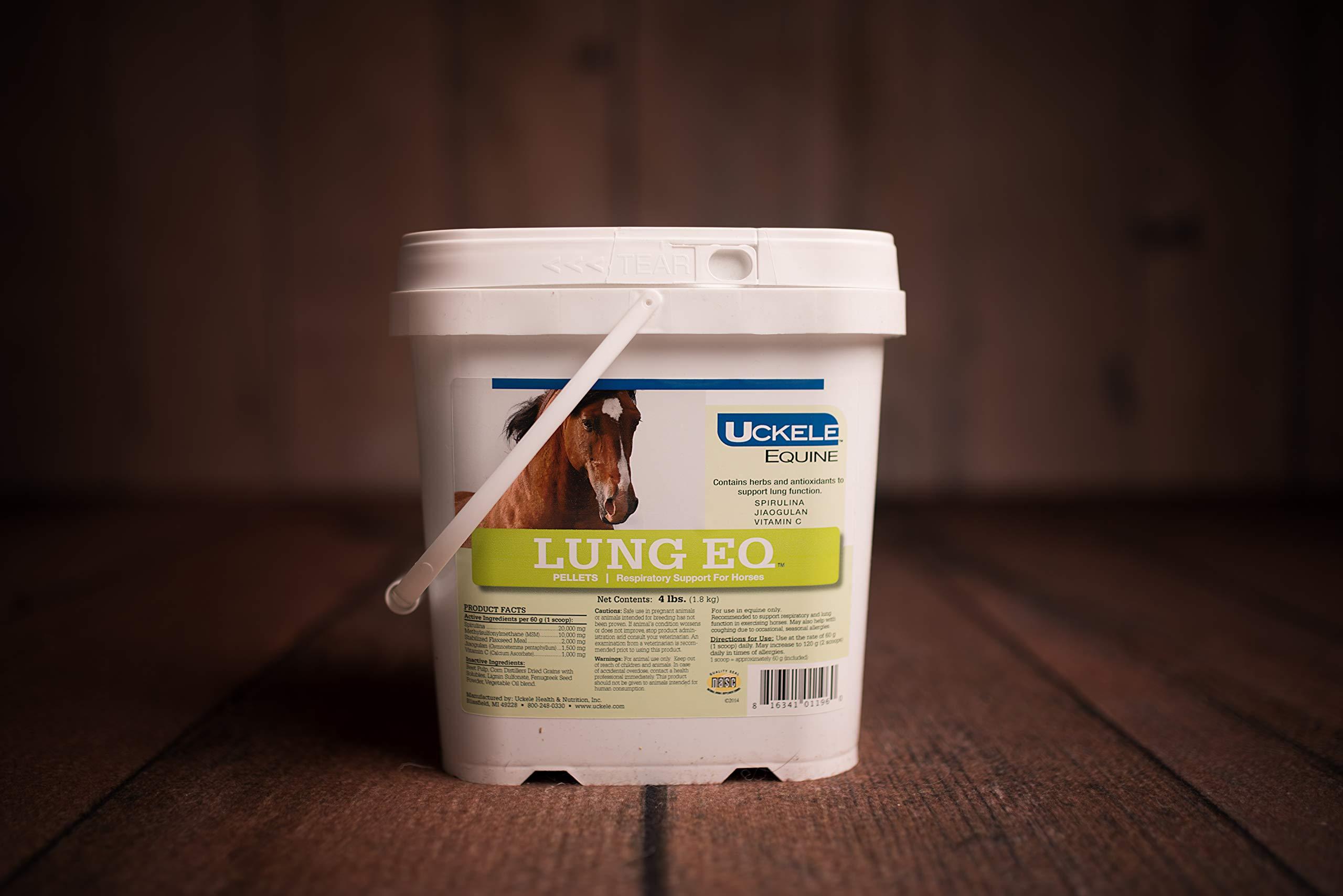 Uckele Lung EQ 4 lb