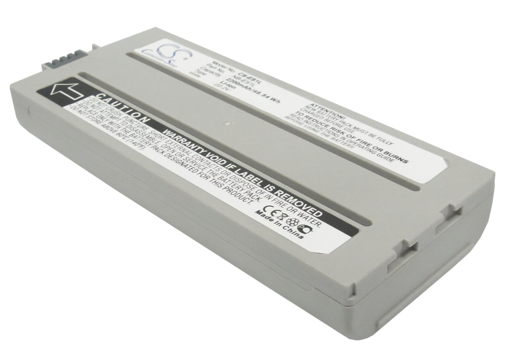 vintrons 2200mAh Battery For Canon Selphy ES2 Compact Photo Printer / 22.2V,