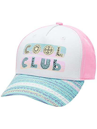 Gorra Lorna de Animal - Blanco-Rosa - Infantil M/L: Amazon.es ...