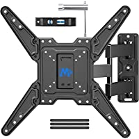 Mounting Dream Full Motion TV Wall Mount for Most 26-55 Inch TVs, Wall Mount for TV with Swivel Articulating Arms…