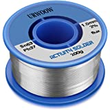 URWOOW Solder Wire Tin Lead Rosin Core Flux Iron Welding Tool 63/37 Roll Packed