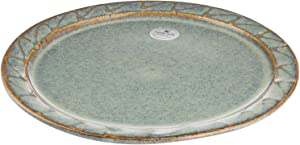 Castle Arch Pottery Dinner Service Set of 4 Hand-Glazed Dinner Plates 9.8 inches