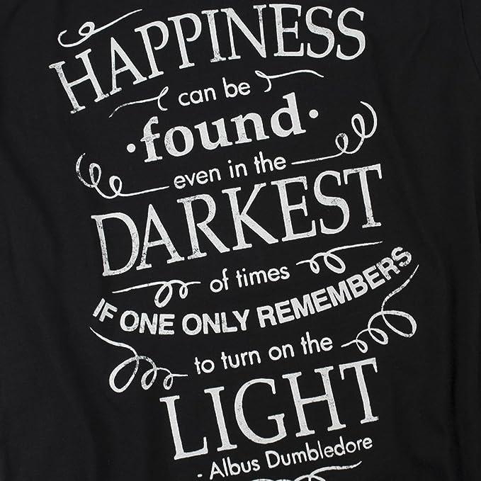 com popfunk harry potter dumbledore happiness quote