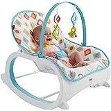 Fisher-Price Infant-to-Toddler Rocker, Geo Diamonds