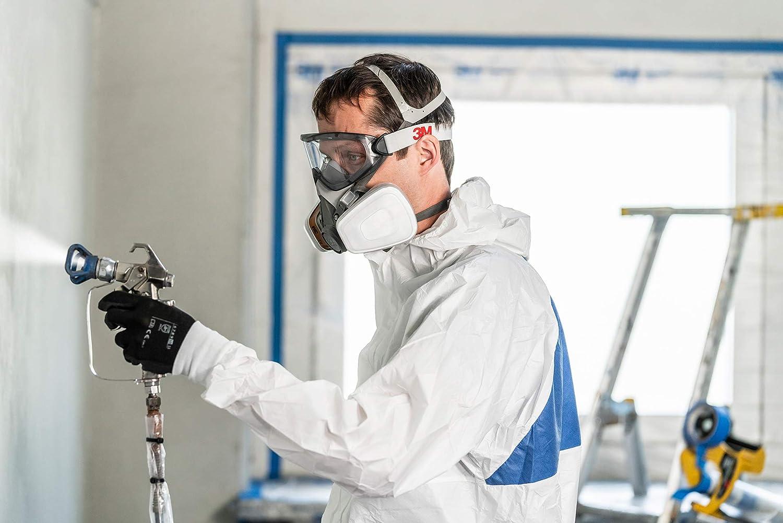 3m 6002c - kit de demi-masque respiratoire gaz/vapeur