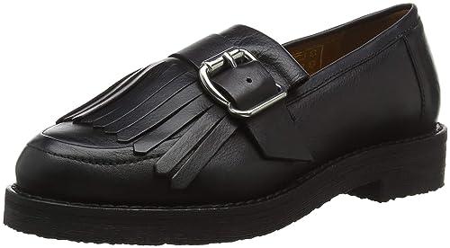 Office Fisher, Mocasines para Mujer, Black (Black Leather 00078), 39 EU: Amazon.es: Zapatos y complementos