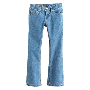2c4219238 Amazon.com  Little Girls Sonoma Life + Style Bootcut Jeans (2T ...