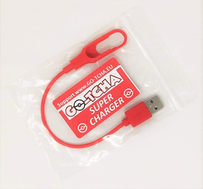 Go-Tcha Super-Charger, cable de carga USB mejorado y cerrado ...