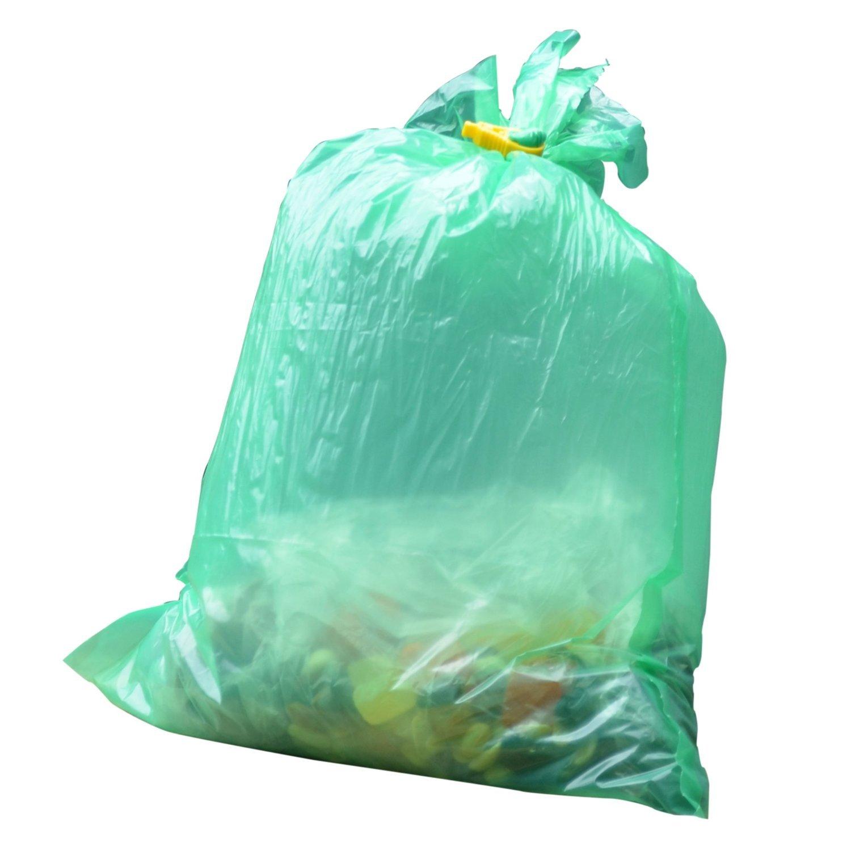 CDM product CampSource F232310x1000 Odor-Barrier Bag, Medium, 1000 Count big image