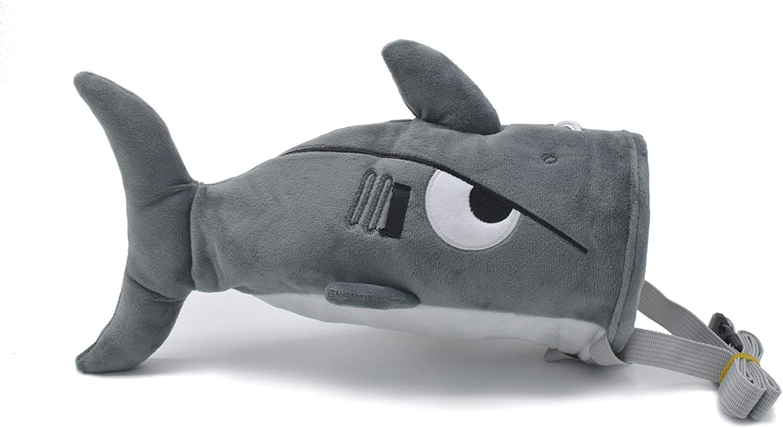 Shark Chalk Bag - Bolsa de tiza para escalada en roca, regalo de escalada