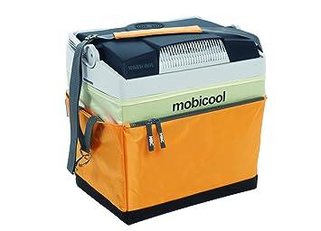 Auto Kühlschrank Dometic : Dometic mobicool g26s dc thermoelektrische kühlbox gelb grau 25 l