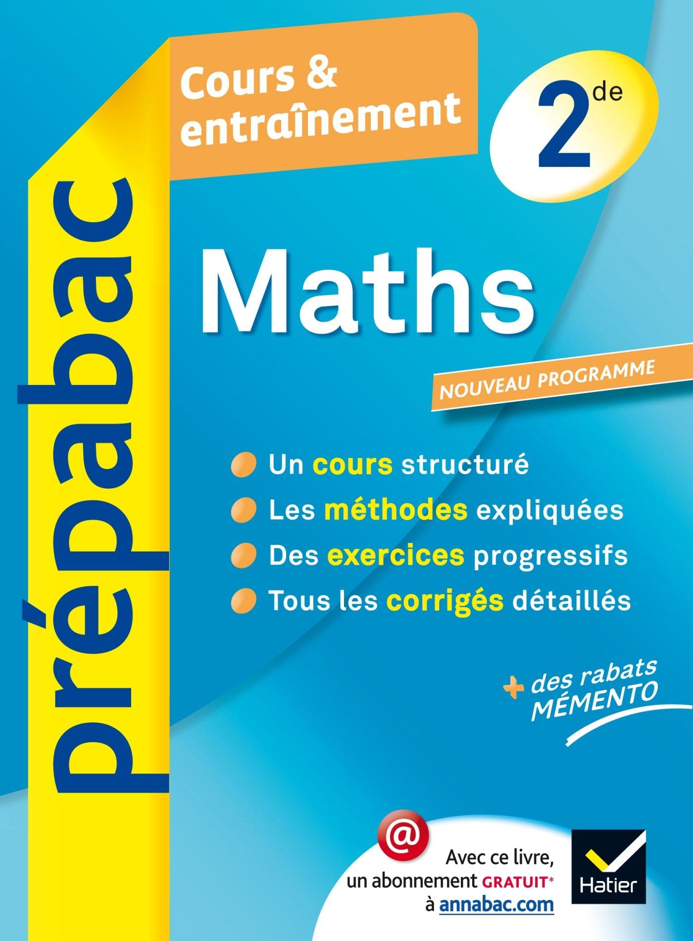 Prepabac Cours Et Entrainement 9782218968907 Amazon Com Books