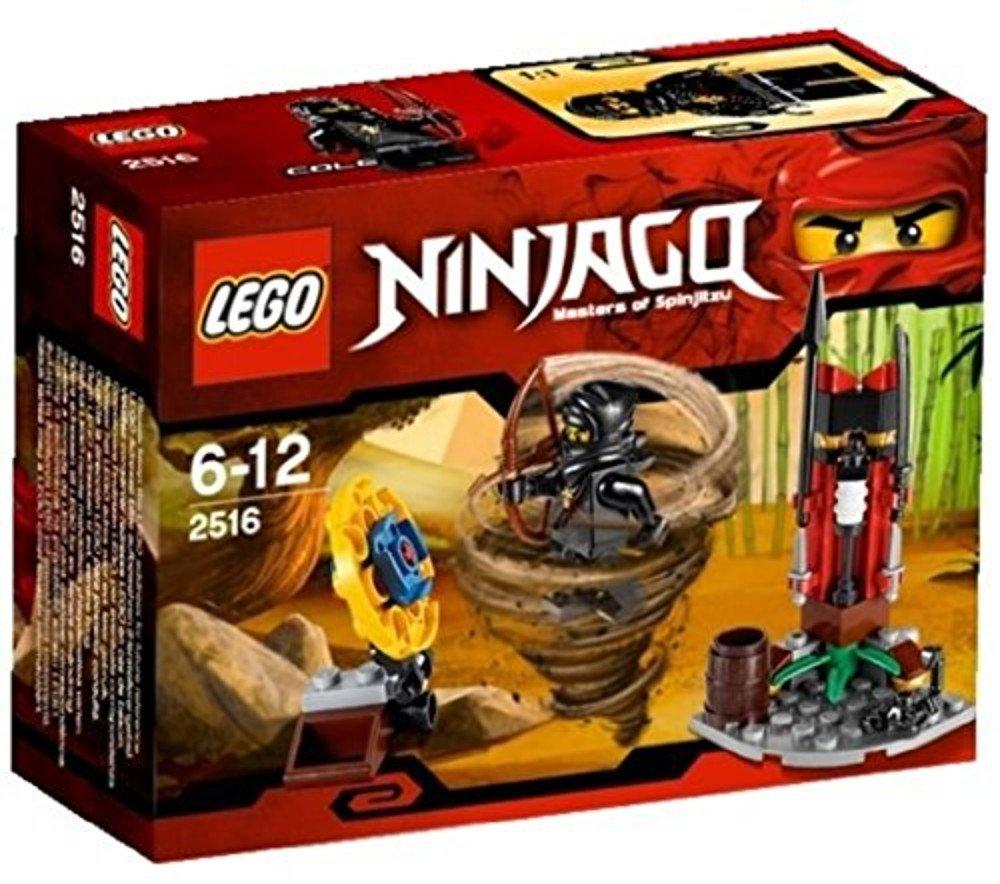 LEGO Set De Juegos 2516 - Zona de Entrenamiento Ninja (ref ...