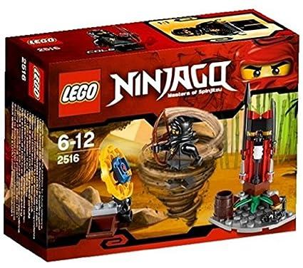 Amazon.com: LEGO Ninjago 2516: Ninja entrenamiento Outpost ...