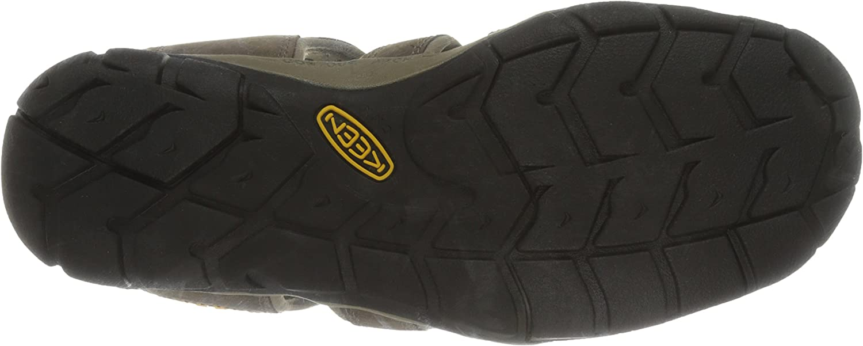 KEEN Clearwater CNX Leather Sandali da Arrampicata Uomo