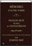 Mémoires d'Outre-Tombe: Tome I, II, III, IV & V