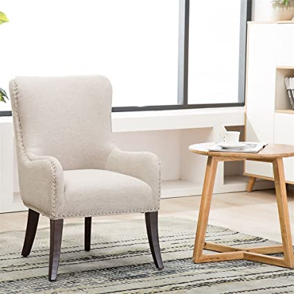 Amazon.com: Modern Living Room Accent Chair Sofa Chair(Armchair Pack ...