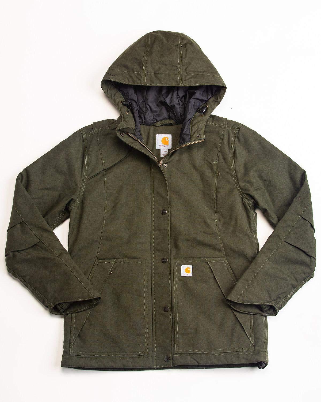 Carhartt Womens FULL SWING Cryder Jacket 80g Thinsulate XSMALL DPB CBX#35-2246