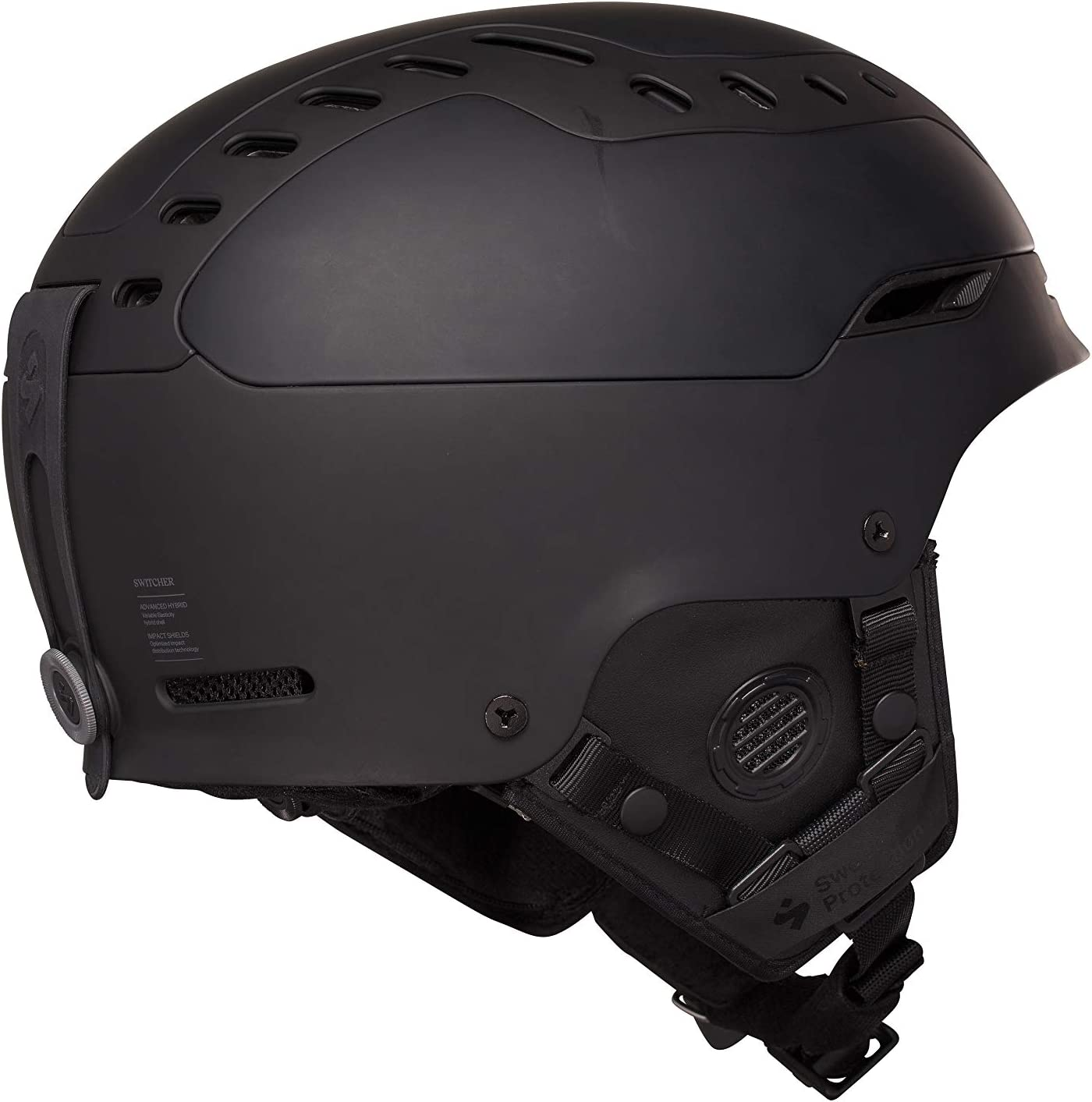 Sweet Protection Switcher Ski and Snowboard Helmet