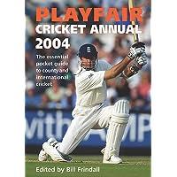 Playfair Cricket Annual 2004