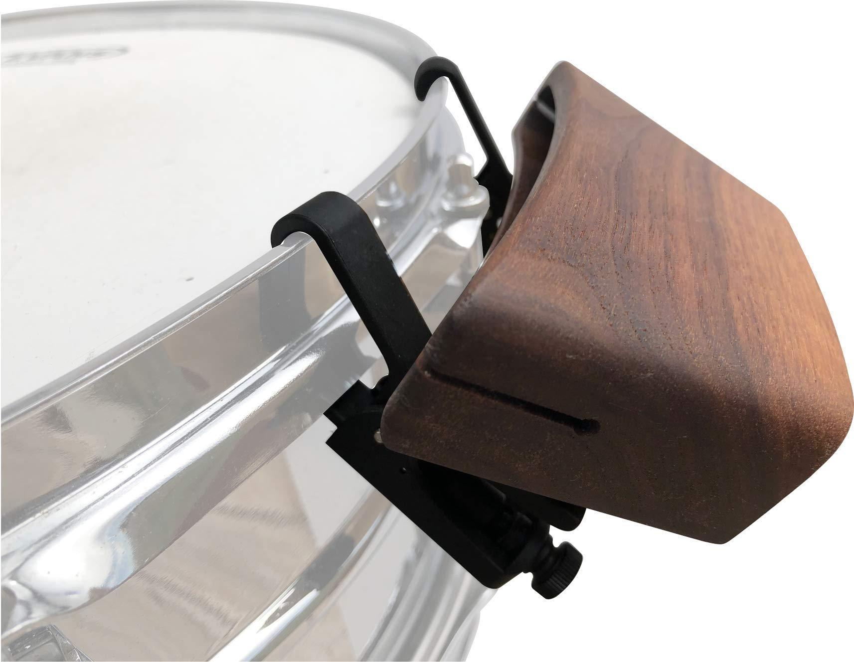 RhymBlock (Walnut) by Native Tongue Percussion