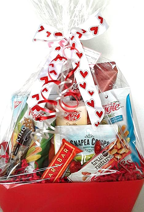 A gluten free gift basket great gift for valentines day amazon a gluten free gift basket great gift for valentines day negle Images