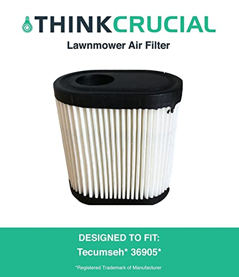 Premium Tecumseh 36905 & Oregon 30 - 031 cortacésped filtro ...