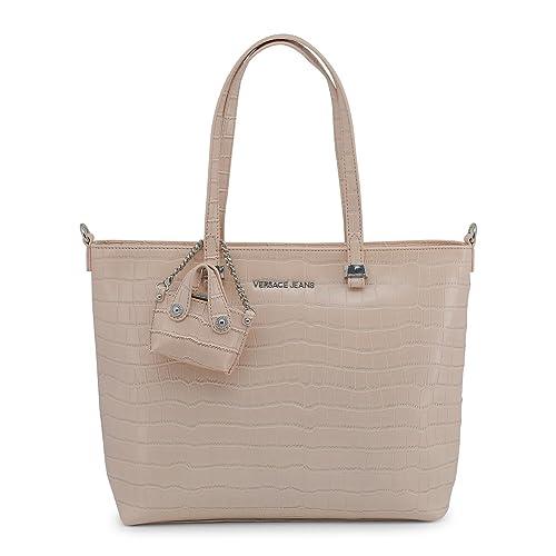Versace Jeans Women Shopping HandBag Pink Genuine Designer Shopping HandBag  RRP £240.00  Amazon.co.uk  Shoes   Bags 4f21218dbdb99