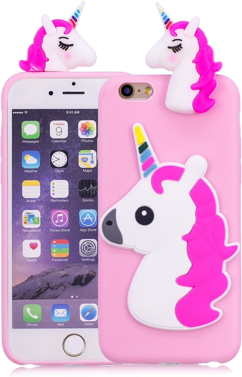 Accesorios Accesorios para tablets Pink iPhone 7 Funluna Funda