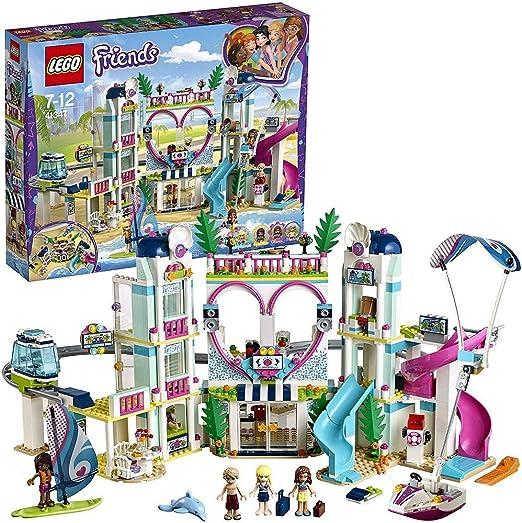LEGO Friends Il Resort di Heartlake, Multicolore, taglia unica, 41347