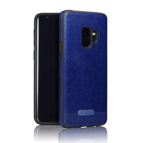 Amazon.com: Eagwell Luxury PU Leather Case for Samsung ...