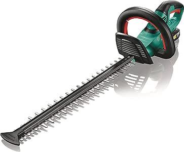 Bosch Cordless Hedge Trimmer AHS 5020 LI (1 Battery, 500 mm Blade Length, 18 Volt System, 2.5 Ah, in Box)