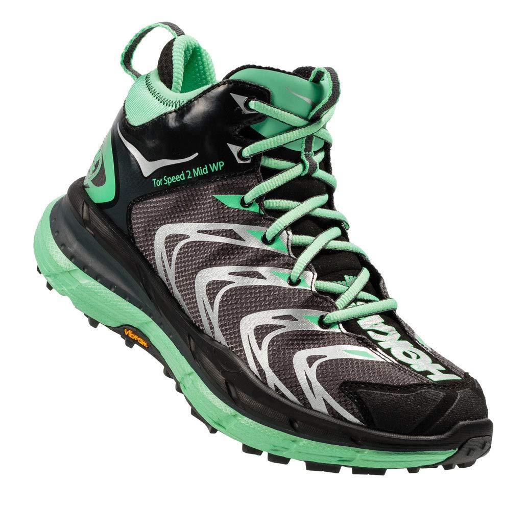 3a27b00442451 HOKA ONE ONE Women's Tor Speed 2 Mid Waterproof Hiking Shoe