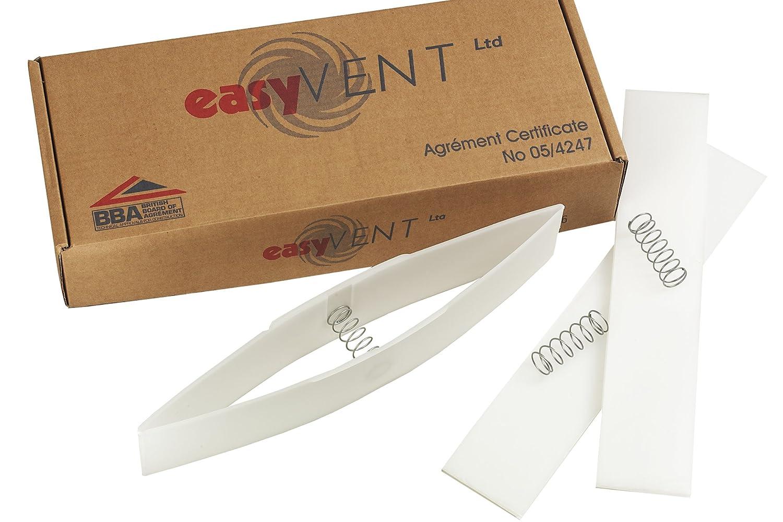 10 X EASYVENT LOFT VENTILATION CURES CONDENSATION IN THE LOFT - DIY INSTALL
