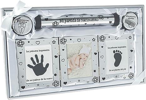 Idea de regalo Ejemplos de regalo para certificado de nacimiento ...
